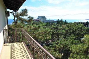 Балкон в Люксе