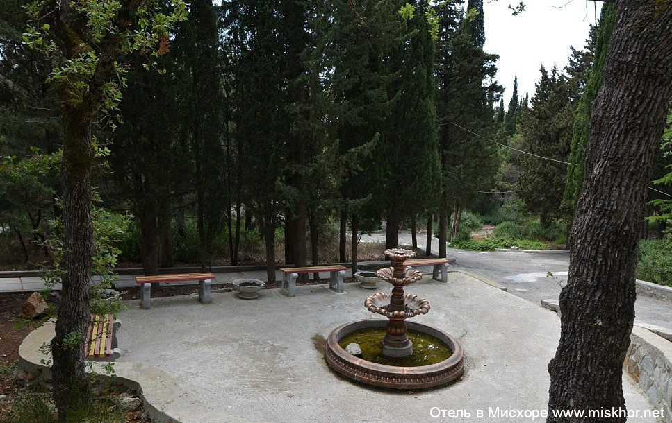 Парк Чаир и имение Мурад-Авур
