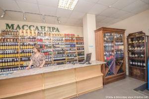 Лагуна - фирменный магазин крымских вин